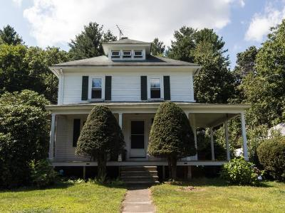 Burrillville Single Family Home For Sale: 565 Central St