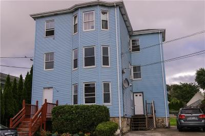 Woonsocket Multi Family Home Act Und Contract: 36 Cleveland St