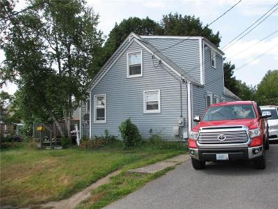 Cumberland Single Family Home For Sale: 66 W. Earle St