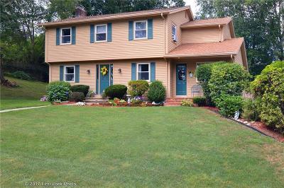 Lincoln Single Family Home For Sale: 16 Pine Grove Av
