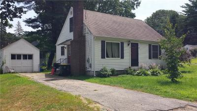 Smithfield Single Family Home For Sale: 8 Vaughn St