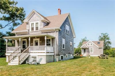 Block Island Single Family Home For Sale: 514 Connecticut Av