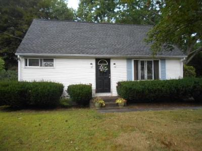 Smithfield Single Family Home For Sale: 9 Sutton St