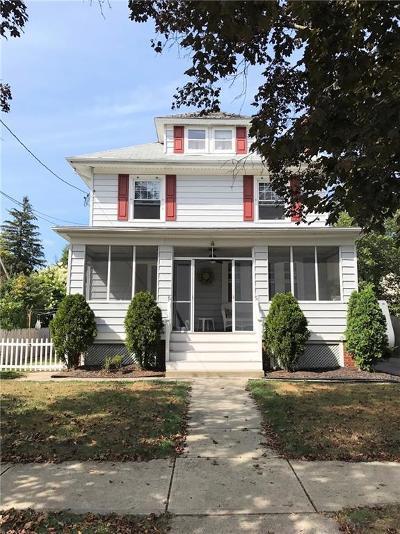 Cranston Single Family Home For Sale: 51 Ferncrest Av