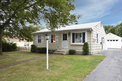 Woonsocket Single Family Home For Sale: 238 Nimitz Rd