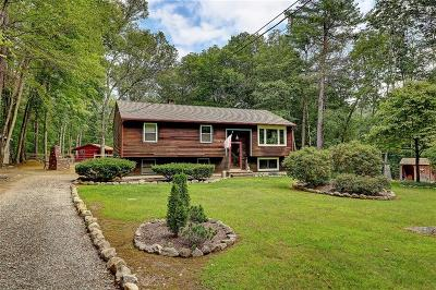 Burrillville Single Family Home Act Und Contract: 585 Spring Lake Rd