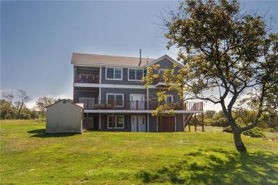 Block Island Single Family Home Act Und Contract: 1649 Off Lakeside Dr