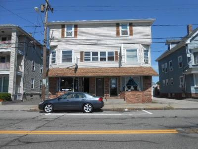 Pawtucket Commercial For Sale: 654 Central Av
