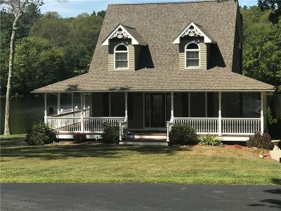 Glocester Single Family Home For Sale: 38 New Rd