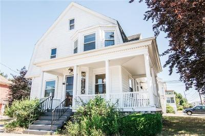Cranston Single Family Home For Sale: 789 Park Av