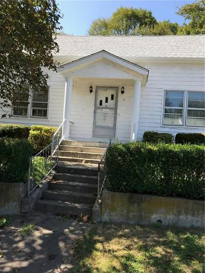 Cumberland Single Family Home For Sale: 7 Leach St