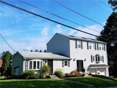 Woonsocket Single Family Home Act Und Contract: 119 Rhodes Av