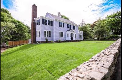 Lincoln Single Family Home For Sale: 65 Grandview Av