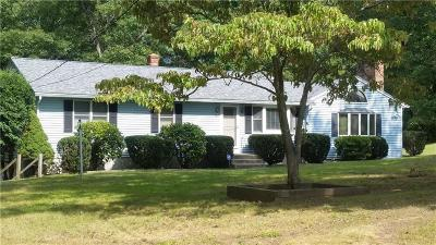 Cumberland Single Family Home For Sale: 55 Abbott Run Valley Rd