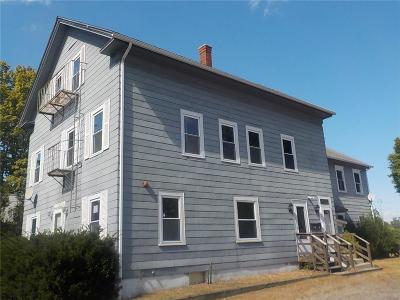 Burrillville Multi Family Home For Sale: 341 Church St