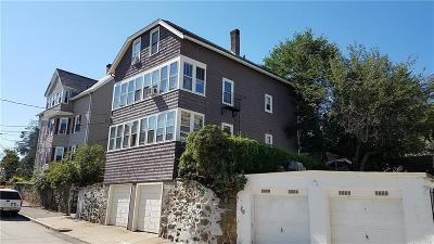 Woonsocket Multi Family Home For Sale: 160 Morton Av
