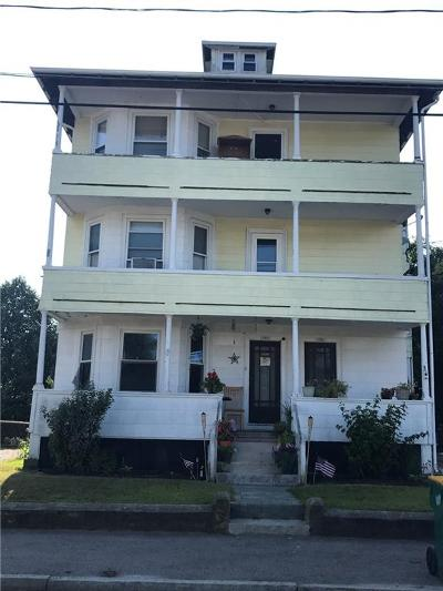 Woonsocket Multi Family Home Act Und Contract: 748-750 Grove St