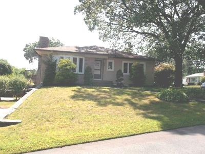 Cranston Single Family Home For Sale: 96 Rangeley Rd