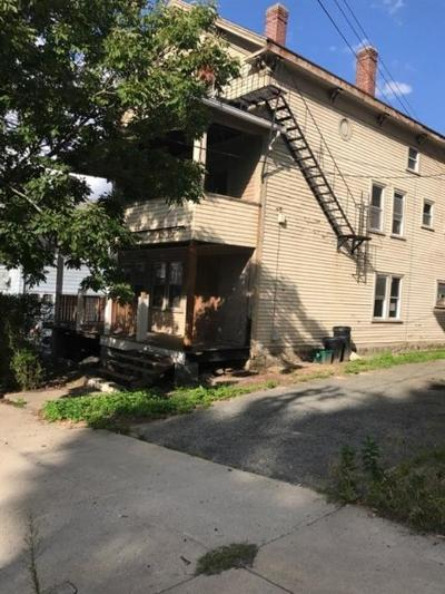 Woonsocket Multi Family Home For Sale: 20 Welles St