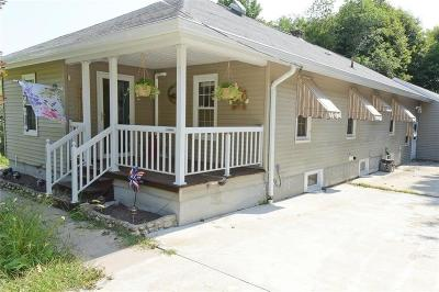 Burrillville Single Family Home For Sale: 1083 Victory Hwy