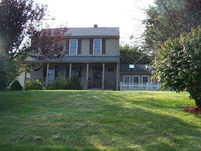 North Smithfield RI Single Family Home Sold: $375,000