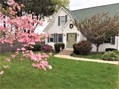 Cumberland Single Family Home Act Und Contract: 2721 Diamond Hill Rd