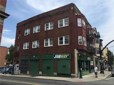 Providence Commercial For Sale: 719 Westminster St