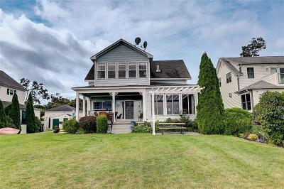 Warwick Single Family Home Act Und Contract: 86 Shawomet Av