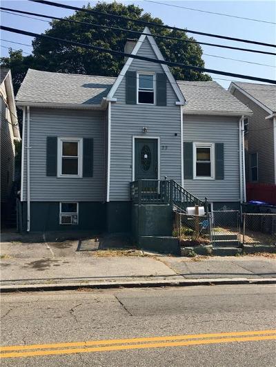 Kent County, Providence County, Washington County Single Family Home For Sale: 77 River Av