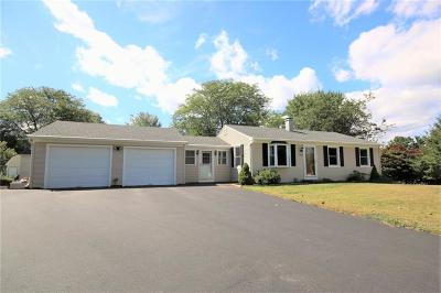 Woonsocket Single Family Home For Sale: 818 Knollwood Dr