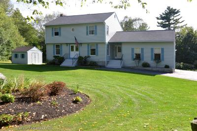 Glocester Single Family Home For Sale: 48 Hazelwood Rd
