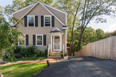 Lincoln Single Family Home Act Und Contract: 9 Rockledge Av
