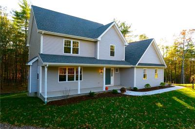 Smithfield Single Family Home For Sale: 21 Dillon Lane