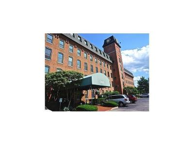 Pawtucket Condo/Townhouse For Sale: 300 Front St, Unit#511 #511