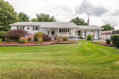 North Smithfield Single Family Home Act Und Contract: 1298 Victory Hwy