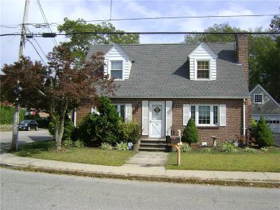 North Providence Single Family Home For Sale: 603 Fruit Hill Av