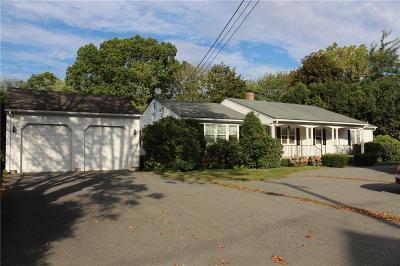 Johnston Single Family Home For Sale: 1189 Atwood Av