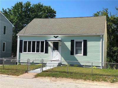 Woonsocket Single Family Home For Sale: 93 Kenwood St