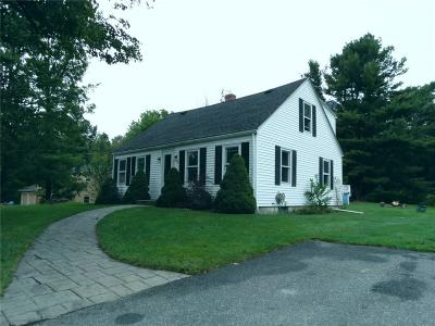 Cumberland Single Family Home For Sale: 64 Pound Rd