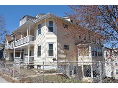 Woonsocket Multi Family Home For Sale: 346 Carrington Av