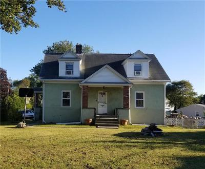 Woonsocket Multi Family Home For Sale: 464 Cottage St