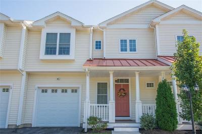 Cumberland Condo/Townhouse Act Und Contract: 164 Bear Hill Rd, Unit#19 #19