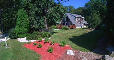 Westerly Single Family Home For Sale: 4 Gounod Rd