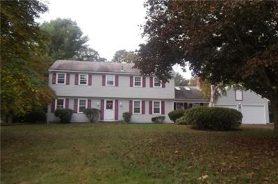 East Greenwich Single Family Home For Sale: 15 Balsam Dr