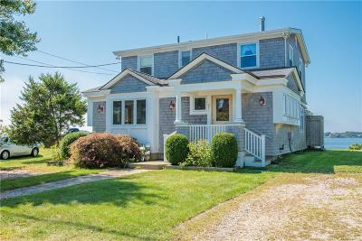 South Kingstown Single Family Home Act Und Contract: 277 Twin Peninsula Av