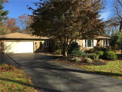 Smithfield Single Family Home For Sale: 24 Maplecrest Dr