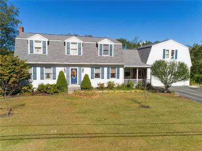 Woonsocket Single Family Home For Sale: 390 Oregon Av
