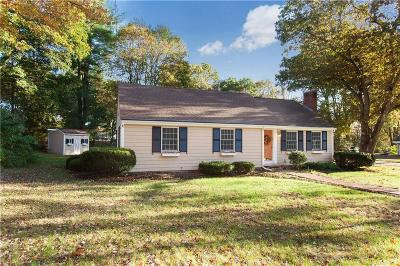 Cumberland Single Family Home Act Und Contract: 10 Emmett Lane
