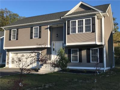 Woonsocket Single Family Home For Sale: 32 Dike St
