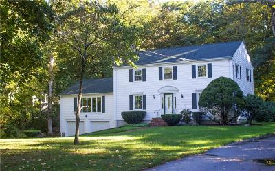 Cumberland Single Family Home Act Und Contract: 21 Intervale Dr